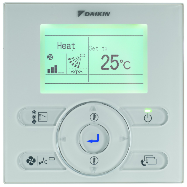 Daikin Optional Wired Remote Controller