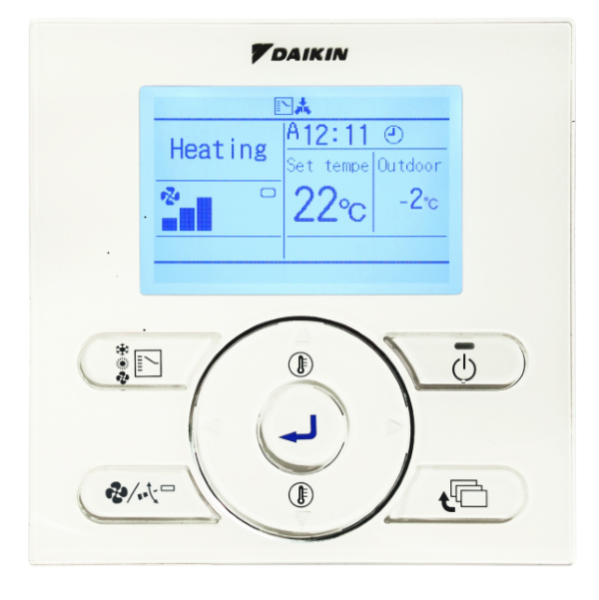 Daikin Premium Wired Remote Controller