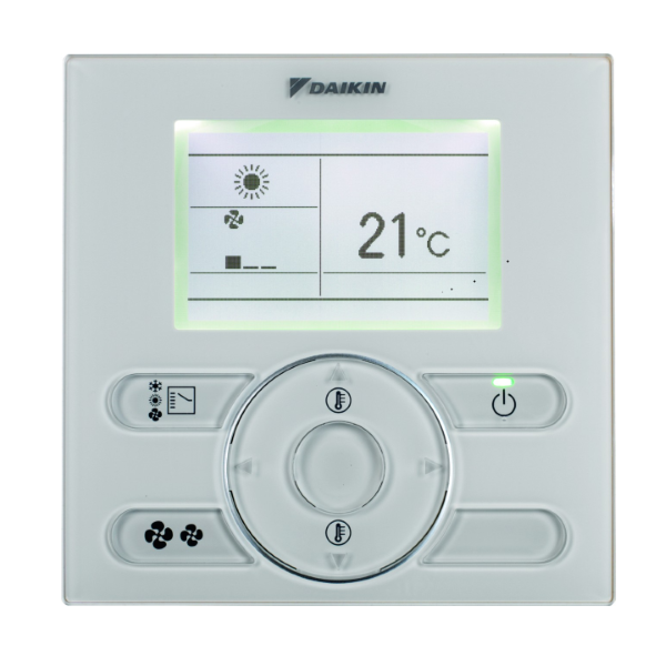 Daikin Wired Simplified Remote Controller With Auto Swing