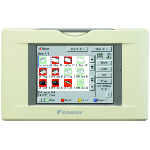 Daikin Intelligent Touch Controller