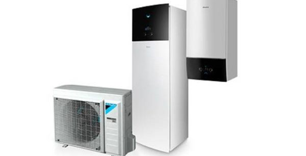 Daikin Altherma  low temperature split R32