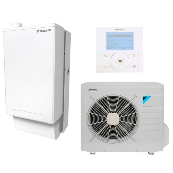 Daikin Altherma hybrid heat pump