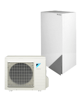 Daikin Altherma low temperature monobloc