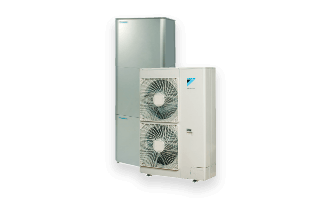 Daikin Altherma  high temperature split