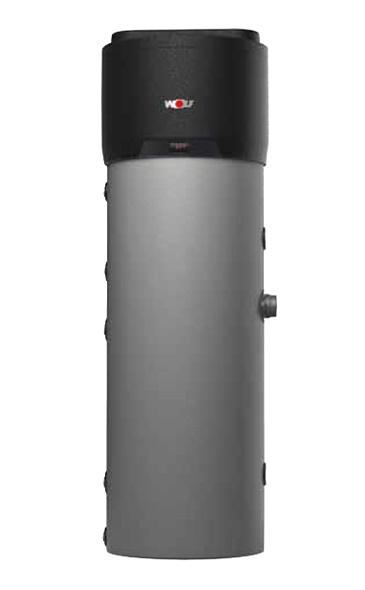 Monobloc domestic hot water heat pump